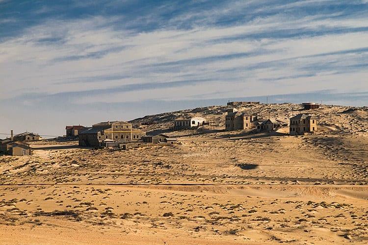 Spookstad Kolmanskop