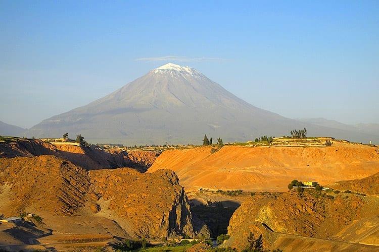 Misti vulkaan