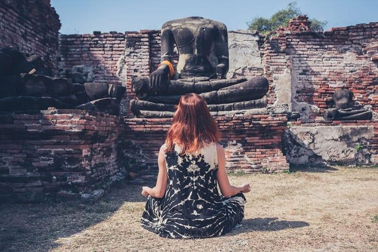 De spirituele reiziger