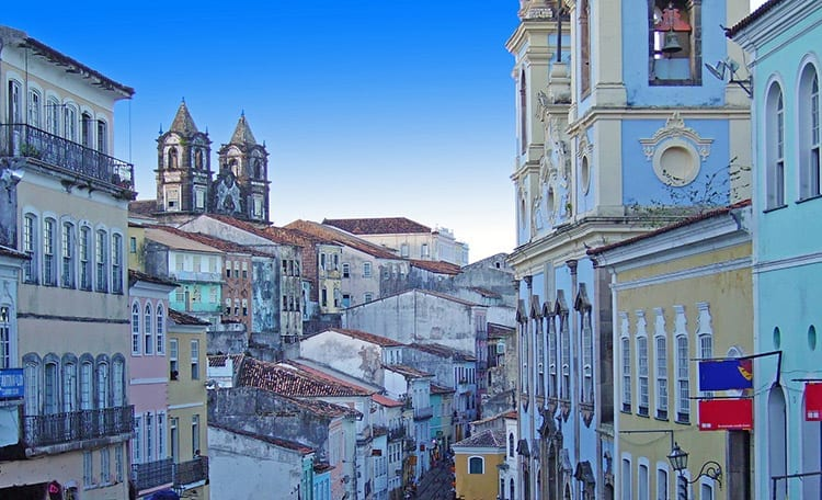 Salvador de Bahia, Brazilië
