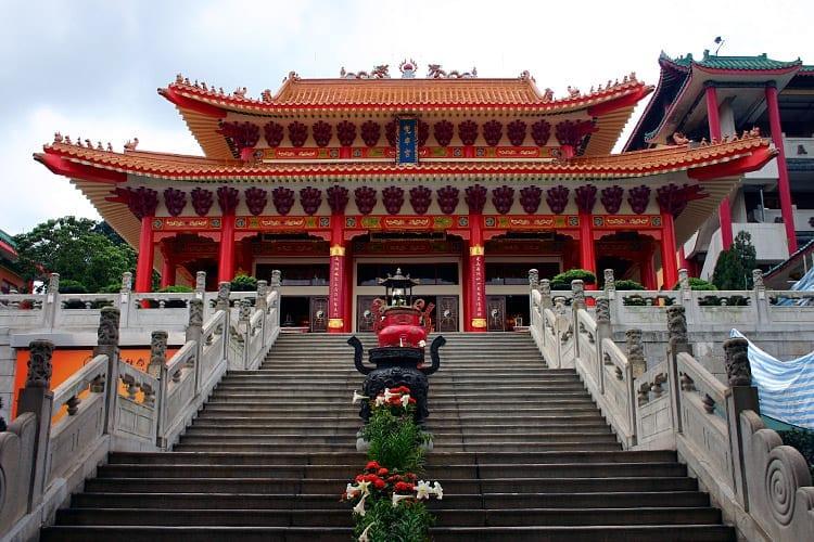 Fung Ying Seen Koon tempel