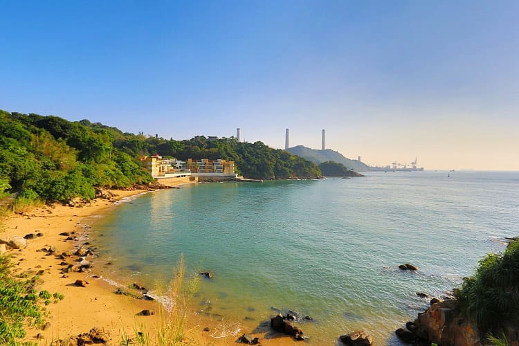 Lamma eiland, Hong Kong