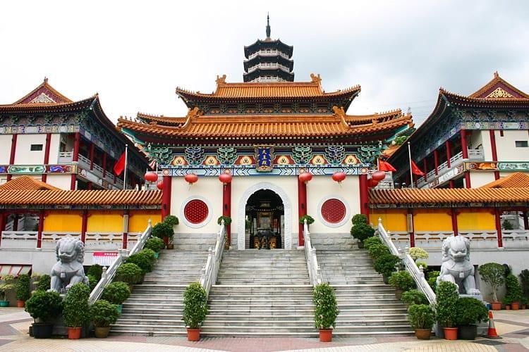 Western Monastery, Hong Kong