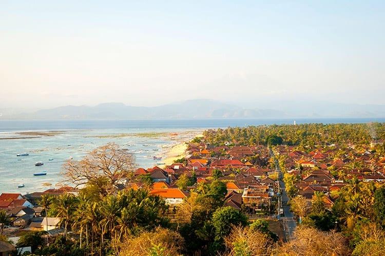 Jungut Batu, Nusa Lembongan