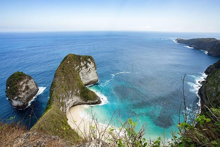Manta Point op Nusa Penida