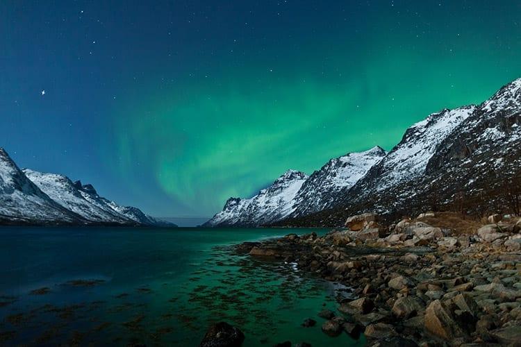 Noorderlicht, Noorwegen