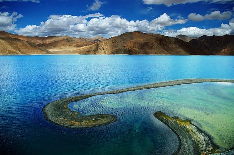 Pangong Tso Lake