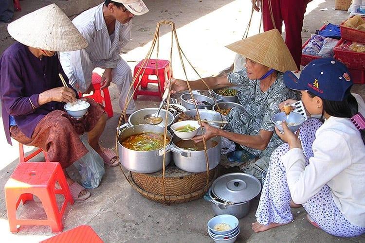 Eten in Hanoi