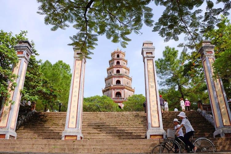 Thien Mu Tempel