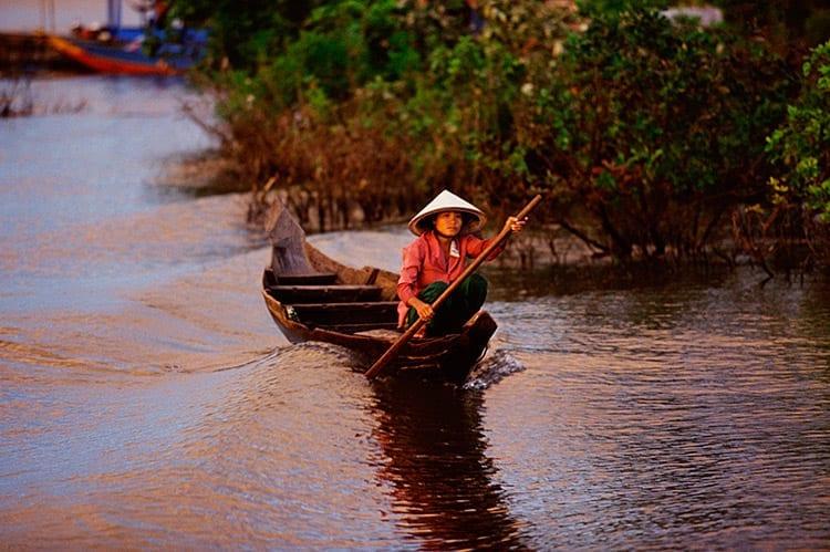 Mekong Delta markt