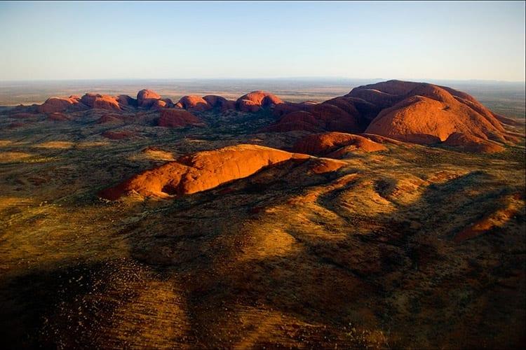 Outback Australië