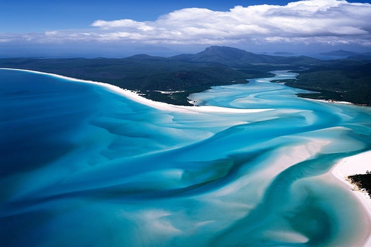 Whitehaven Beach, Whitsunday Eilanden