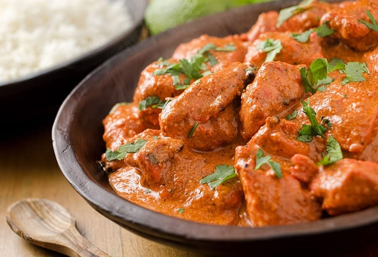 Butter Chicken, India