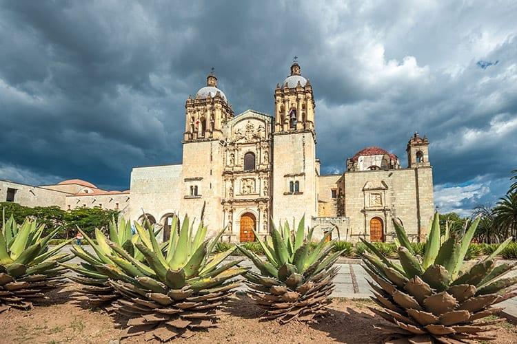 De Santo Domingokerk, Oaxaca