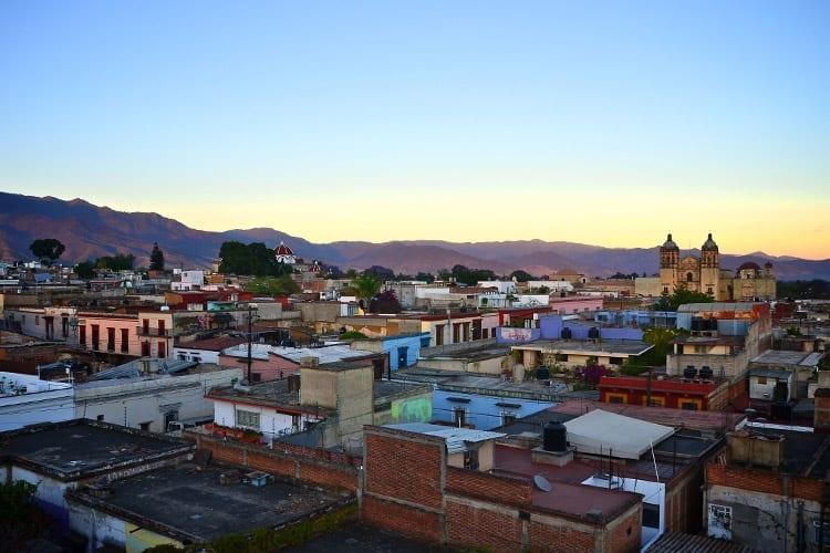 Oaxaca-Stad
