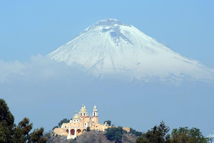 Popocatepetl vulkaan