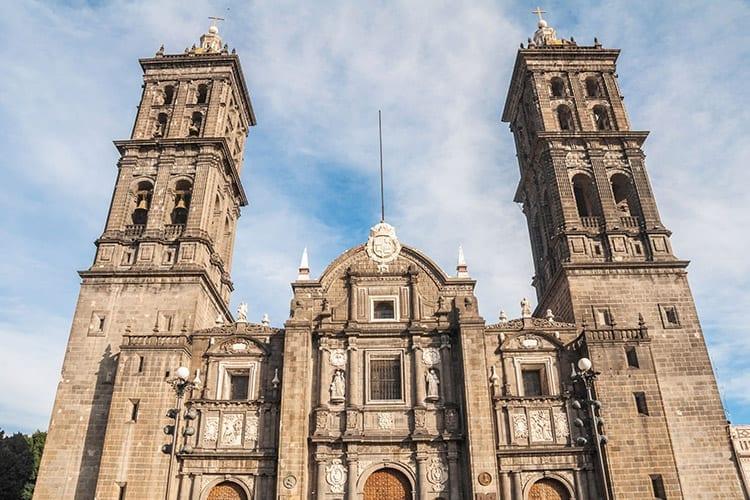 Zócalo, Puebla
