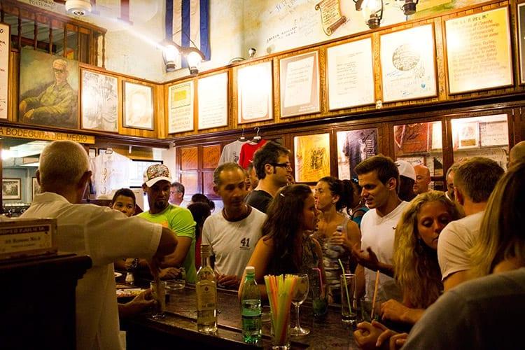 Uitgaan in Havana