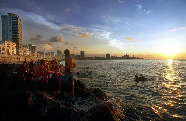 Malecón boulevard