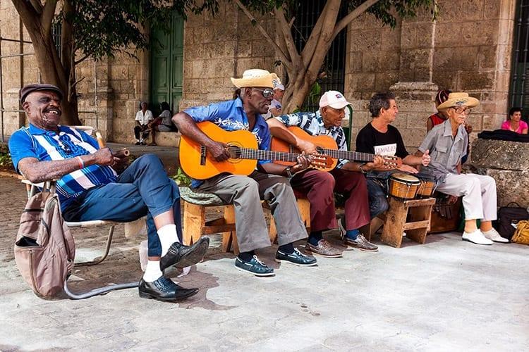 Muziek in Havana