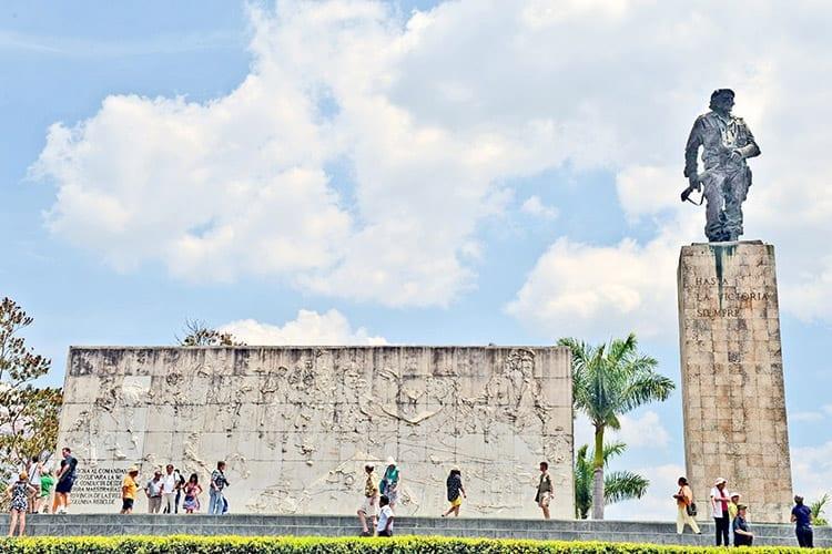 Che Guevaras monument