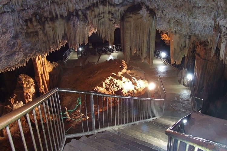 De Bellamar grotten