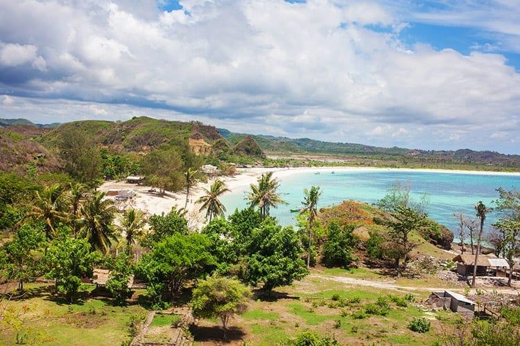 Tanjung A'an, Lombok