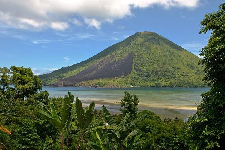Gunung Api vulkaan