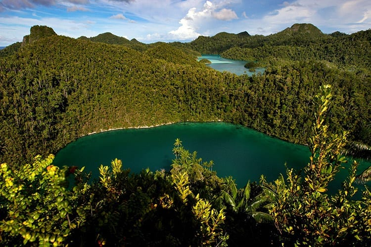 Wayag eiland