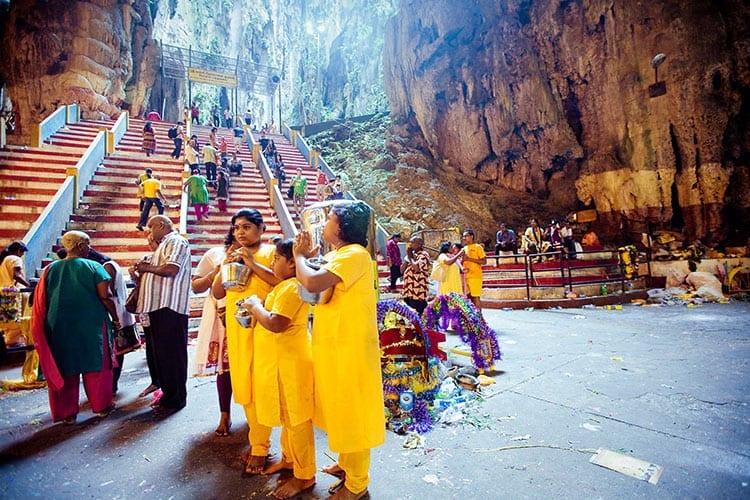 Batu Caves tempel