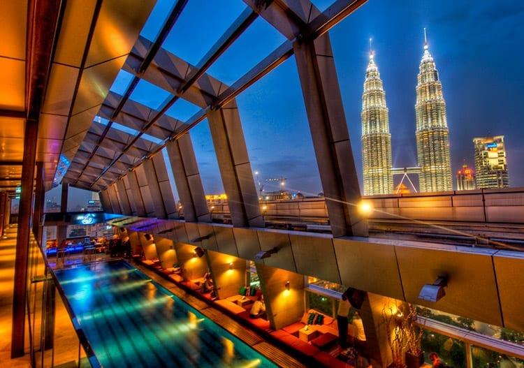 Traders Skybar, Kuala Lumpur