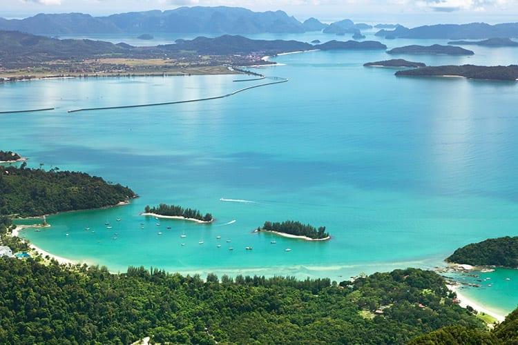 Langkawi eilanden