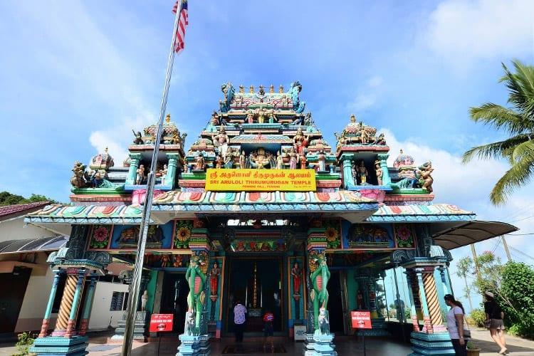 Penang Hill hindoetempel