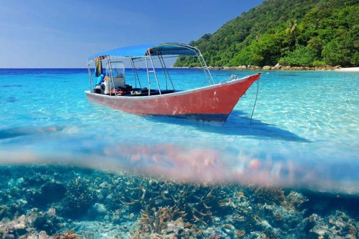 Duiken bij de Perhentian Islands
