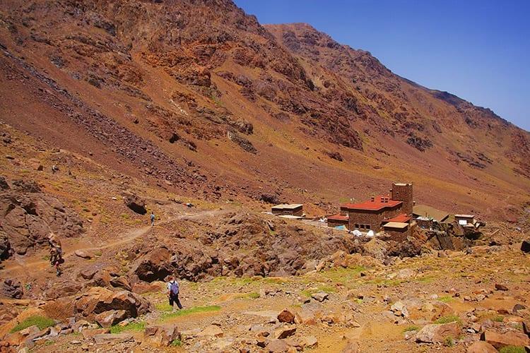 Hiken in Toubkal Nationaal Park