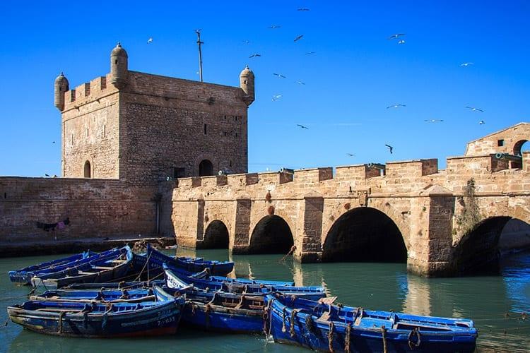 Skala du Port, Essaouira