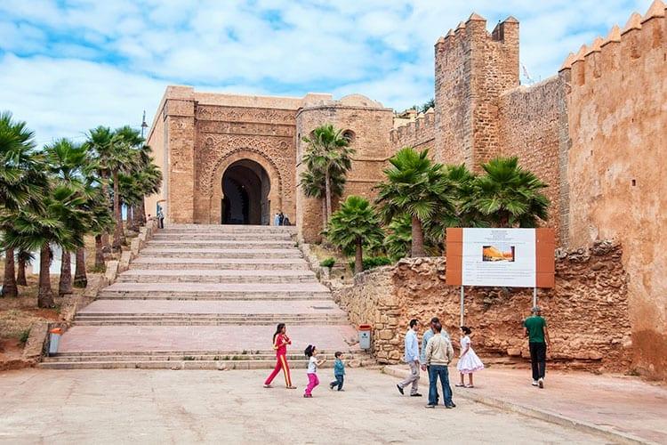 Bab Oudaïa, Rabat