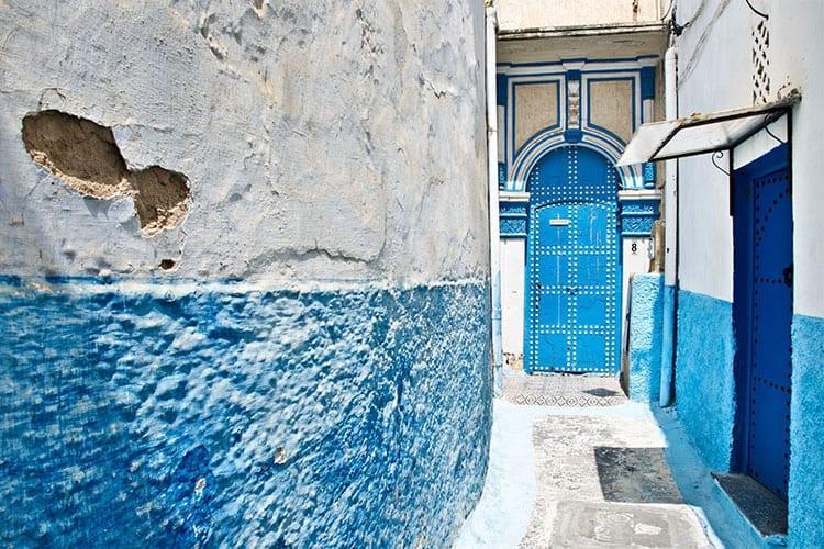 Kasba van de Oudaya's