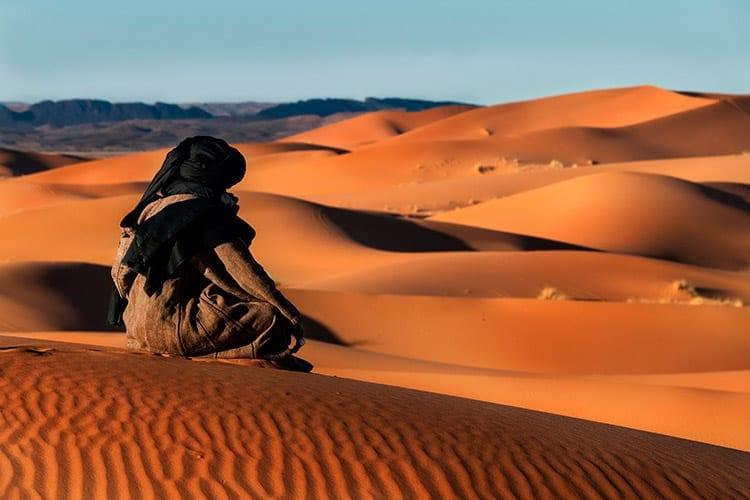 Sahara, Marokko