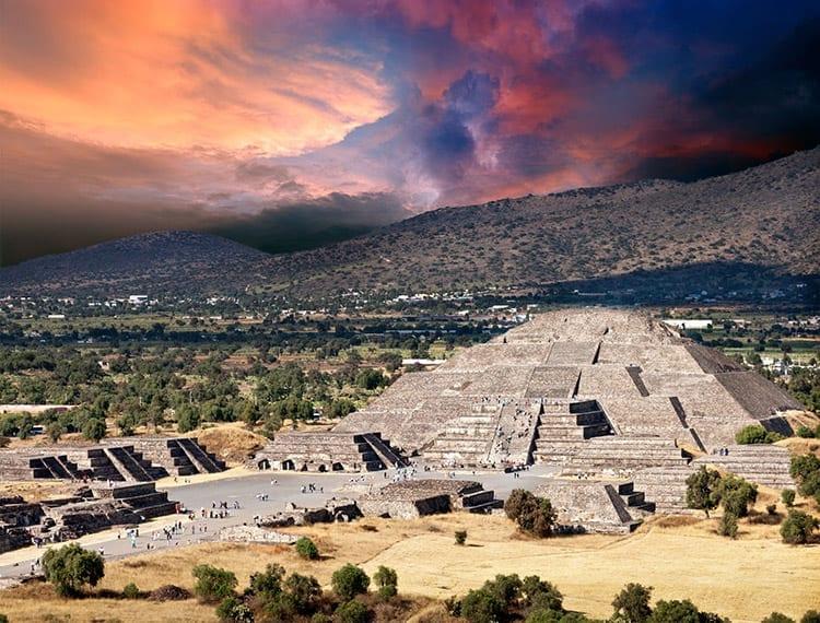 Piramide van de Maan, Teotihuacán