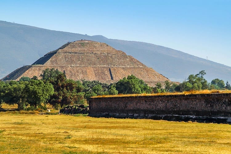 Piramide van de Zon, Teotihuacán