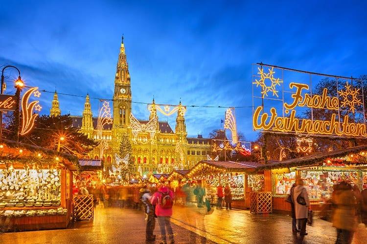 De 8 Mooiste Kerstmarkten In Europa 27 Vakantiedagen Nl