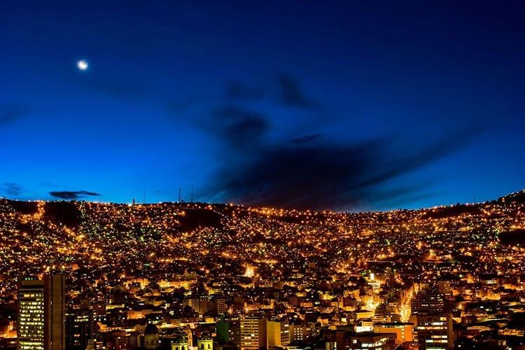 Overnachten in La Paz