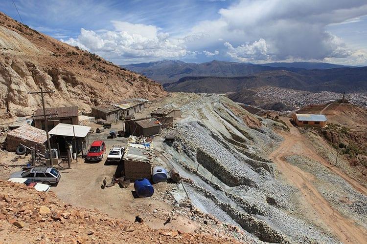 Zilvermijnen van Potosi