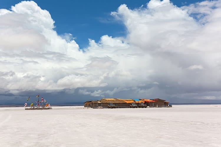Salar de Uyuni zouthotel