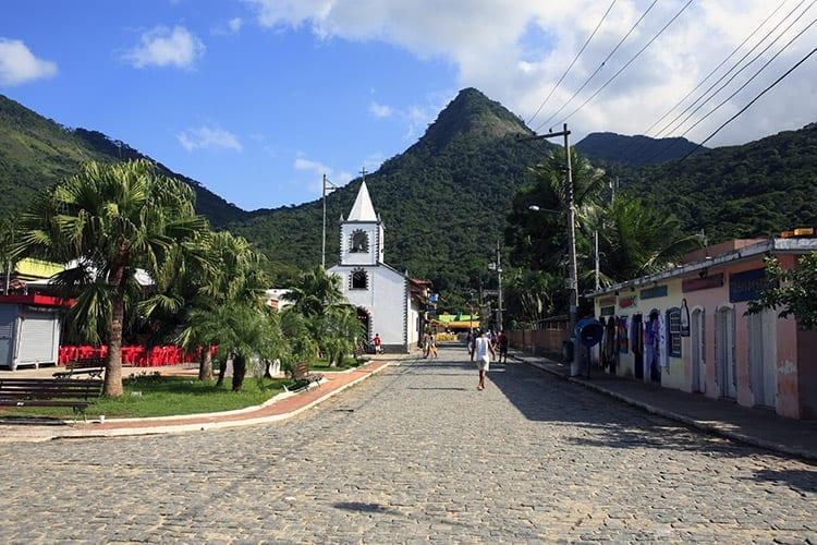 Vila do Abraão, Ilha Grande