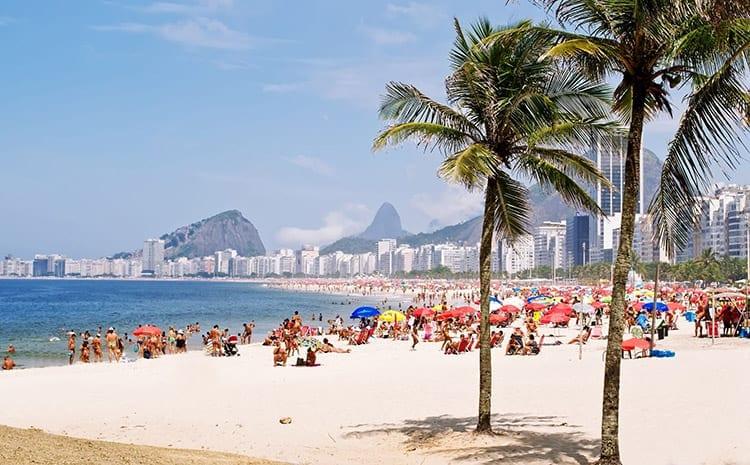 Rio de janeiro ervaringen tips en reisinformatie brazili - Strand zwembad zonder grenzen ...