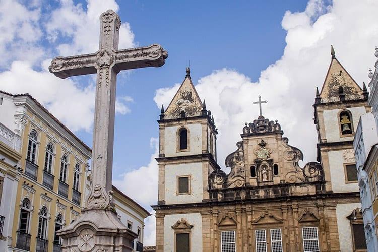 São Francisco kerk in Pelourinho