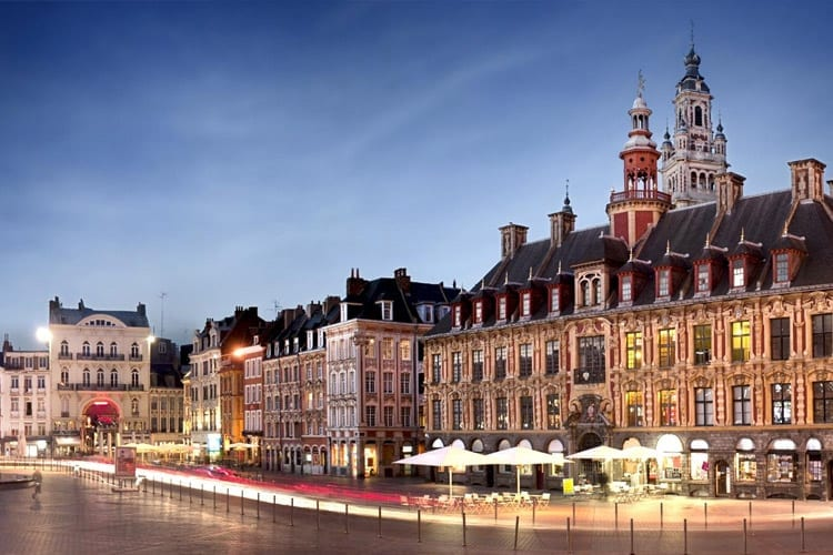 Lille, Frankrijk