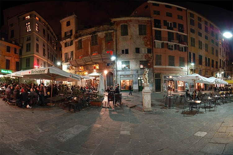 Genua, Italië